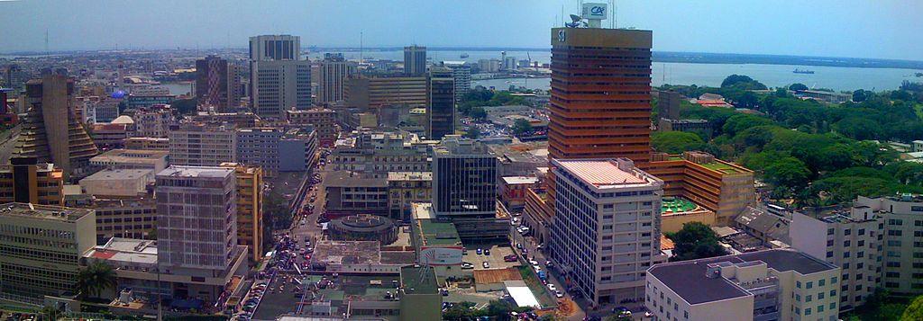 Abidjan, capitale économique de la Côte d'Ivoire