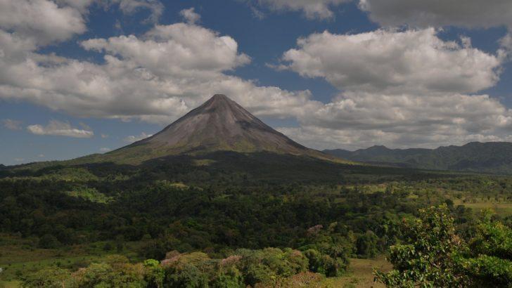 5 millions d'habitants au Costa Rica