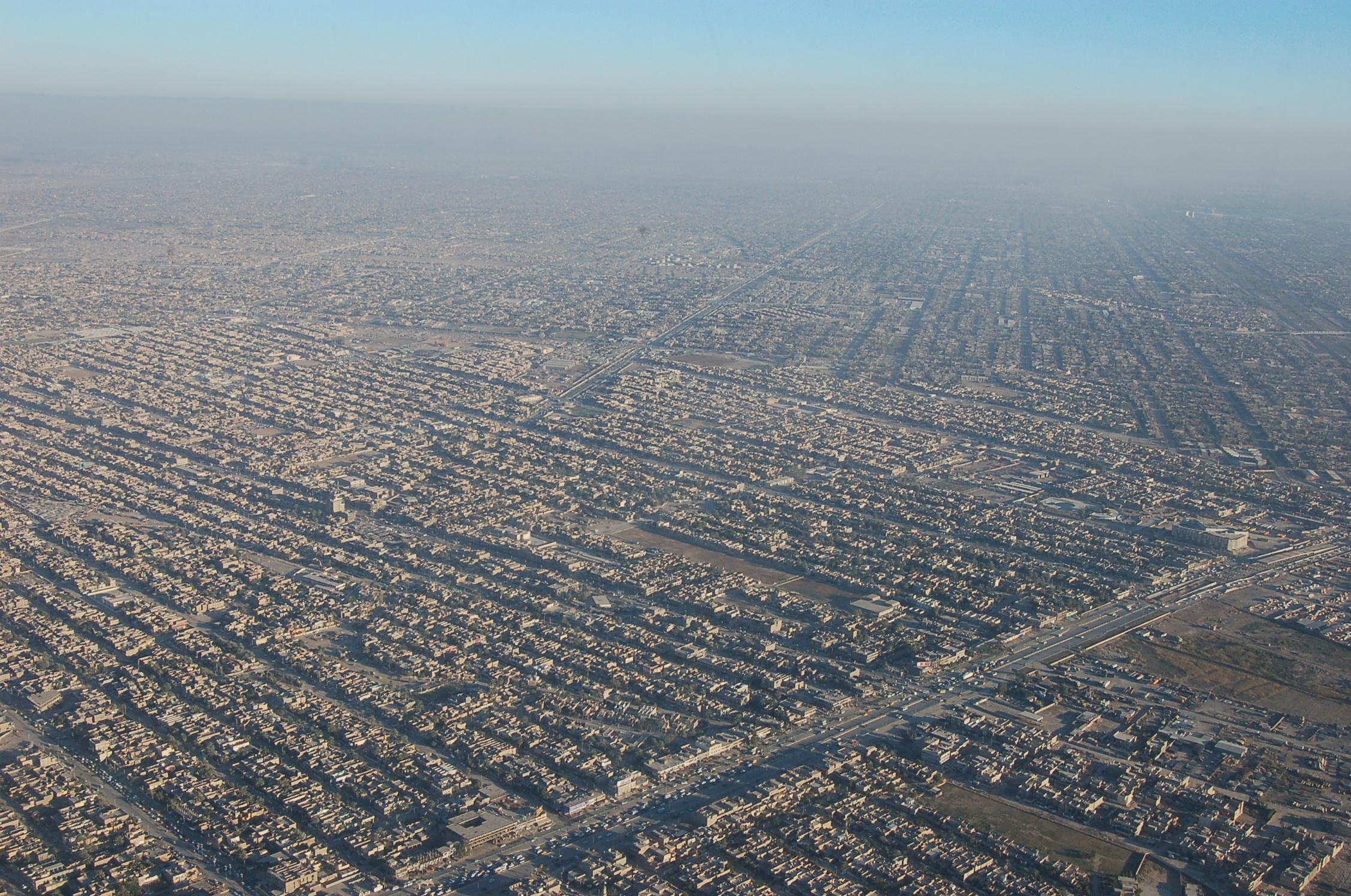 Bagdad, capitale de l'Irak
