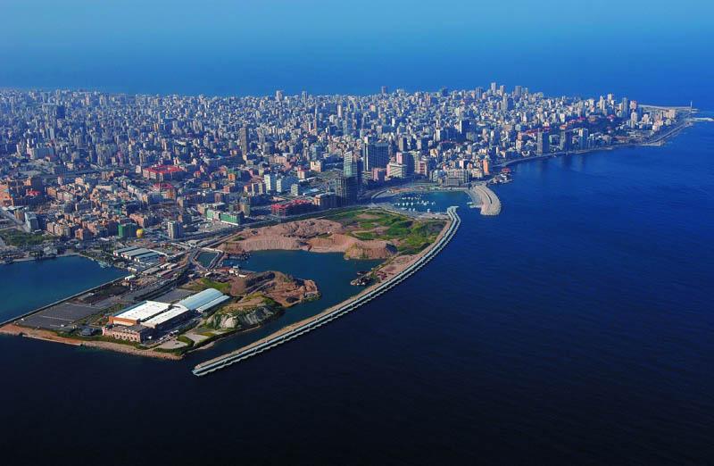 Beyrouth, capitale du Liban