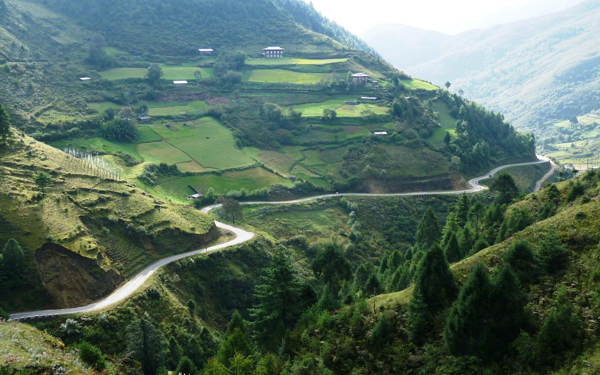 Vallée, Bhoutan