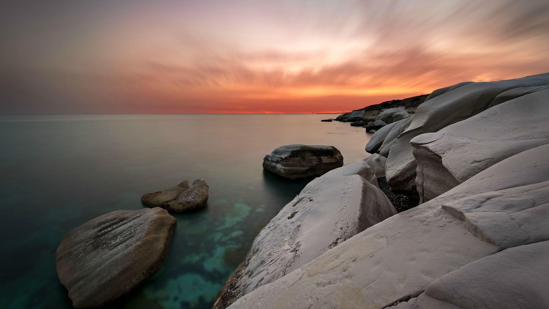 Bord de mer, Chypre