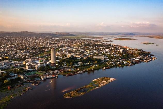Brazzaville, capitale du Congo