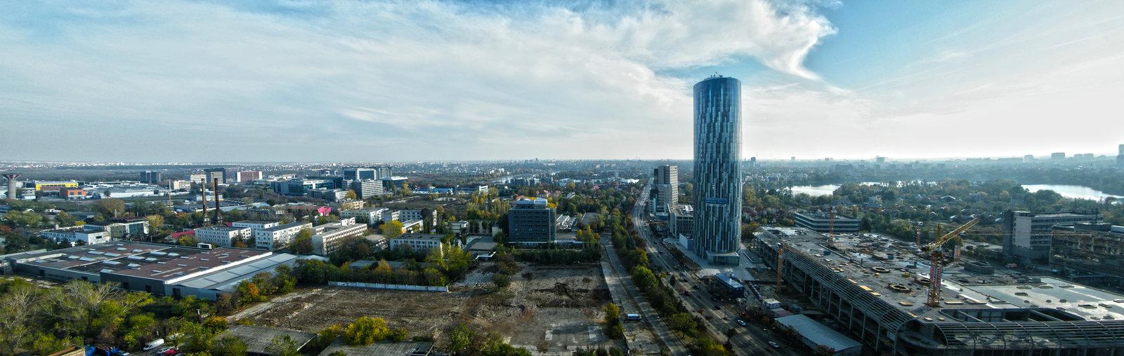 Bucarest, capitale de la Roumanie