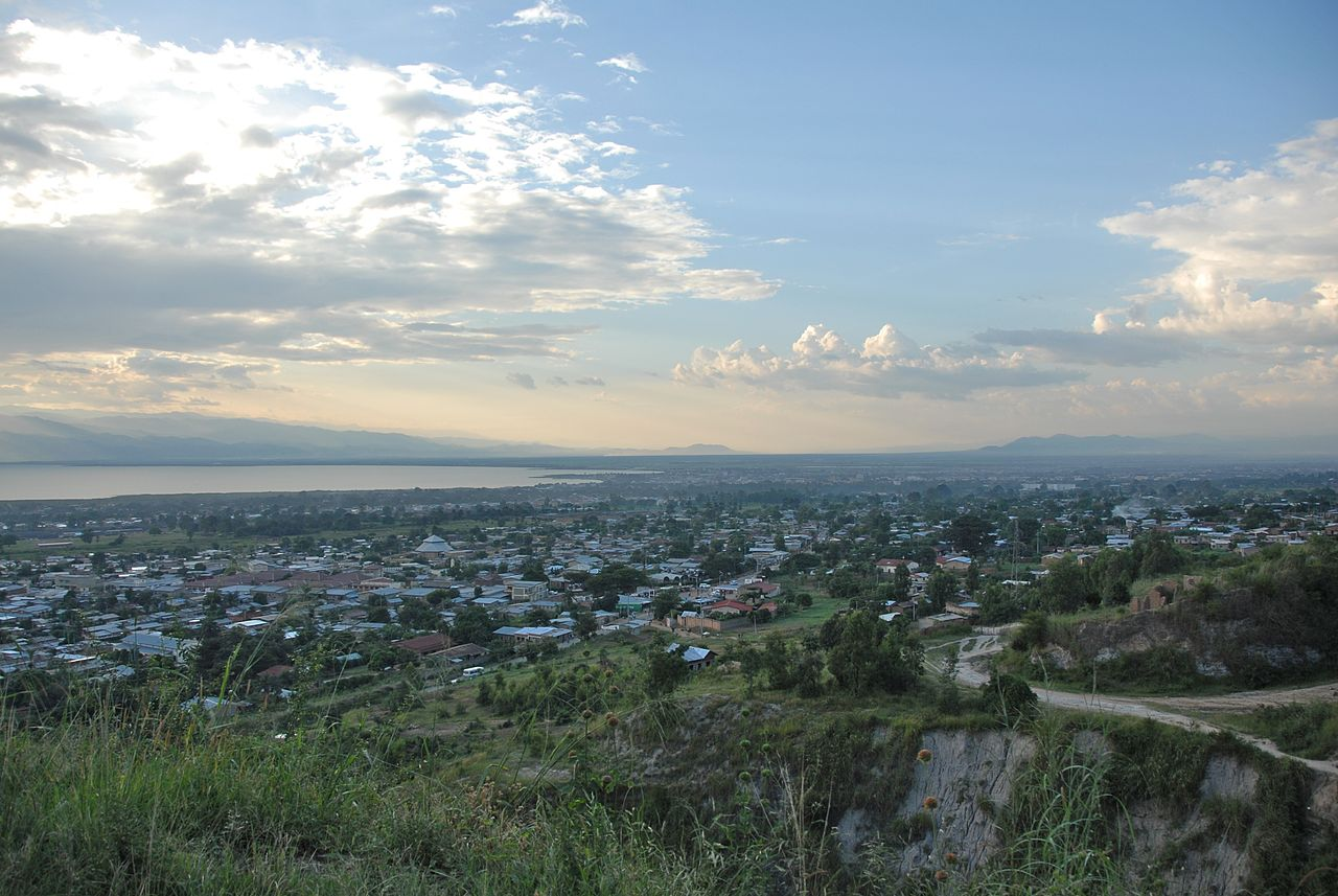 Bujumbura, capitale du Burundi