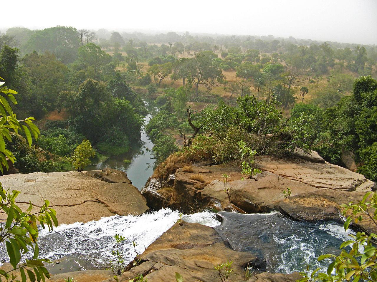 Cascades de Karfiguela, Burkina Faso