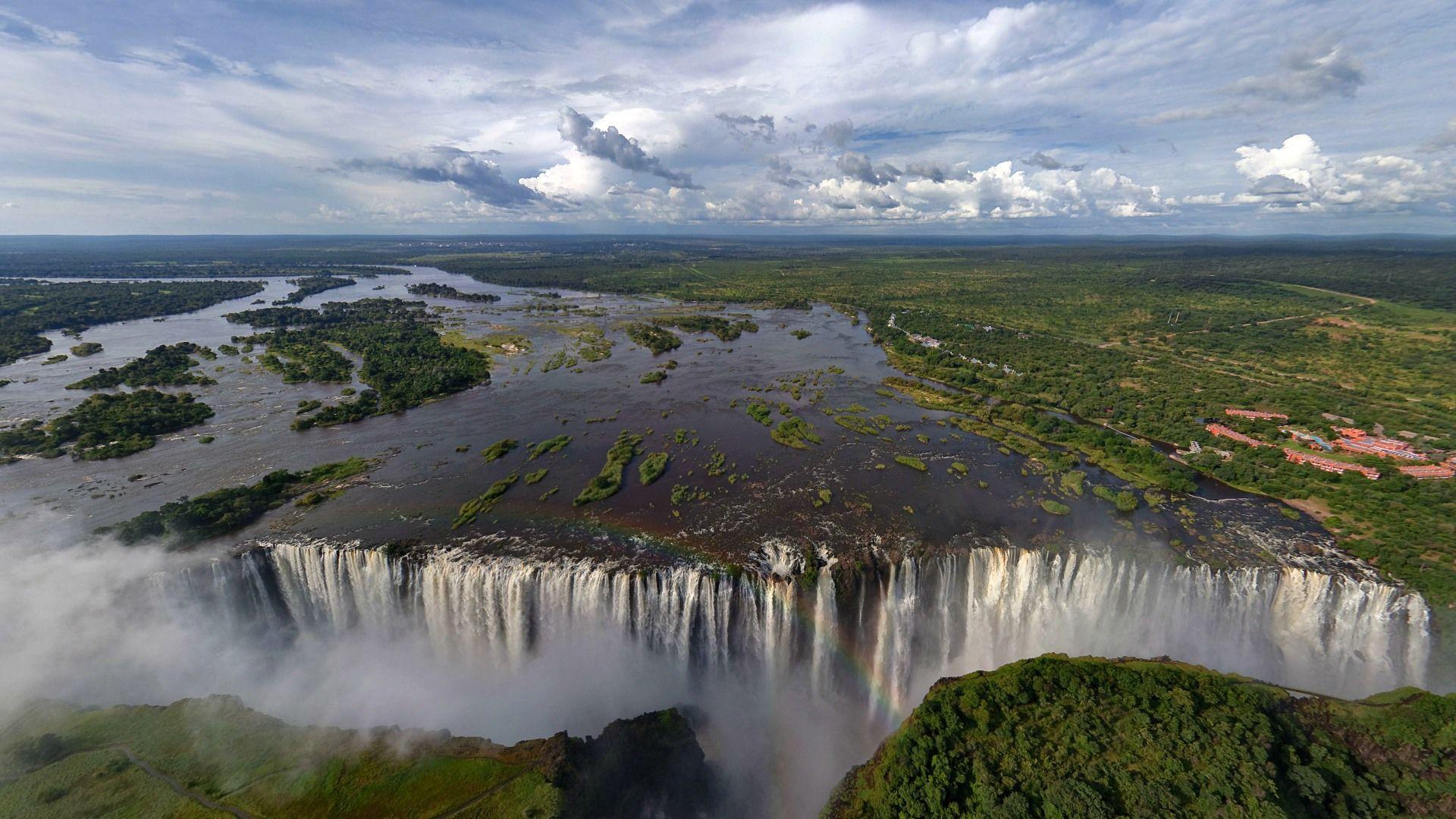 Chutes Victoria, Zimbabwé