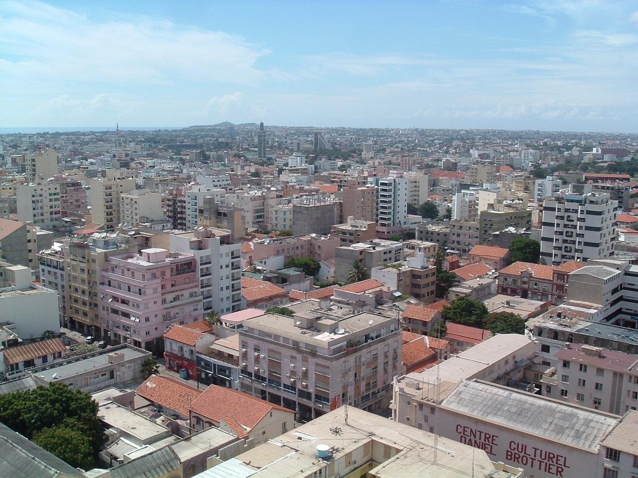 Dakar, capitale du Sénégal