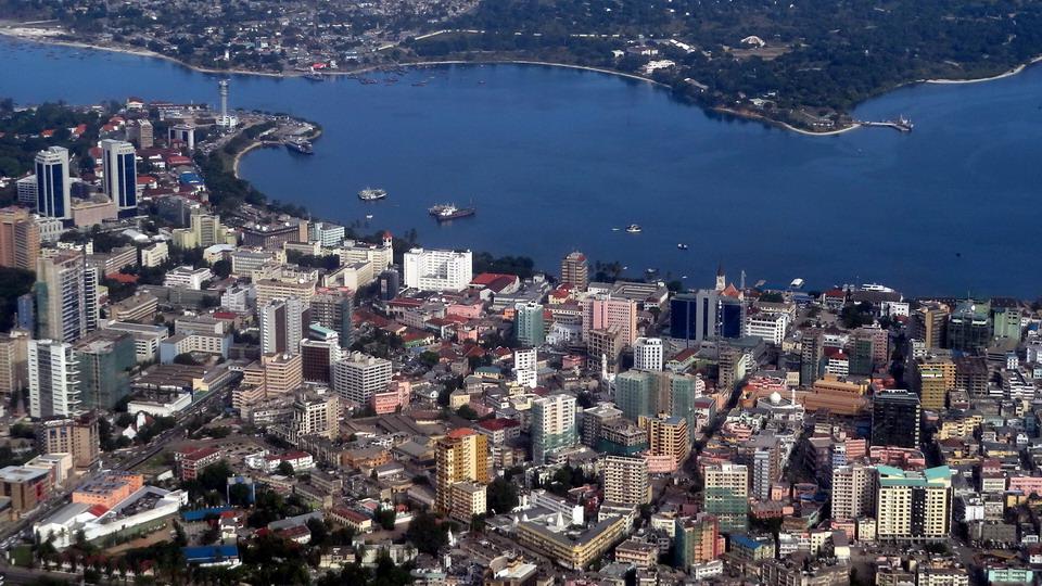 Dar es Salam, Tanzanie