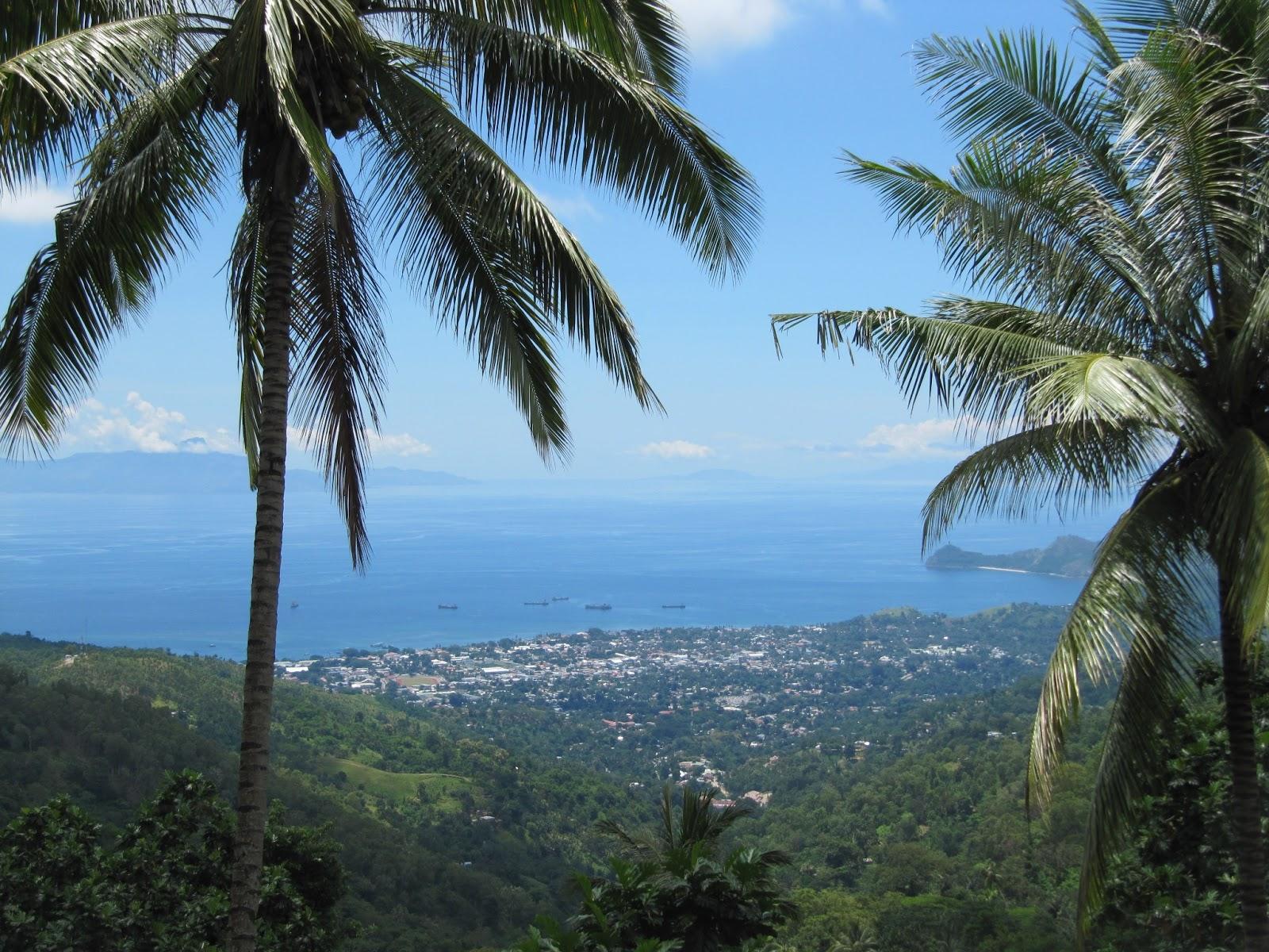 Dili, capitale du Timor oriental