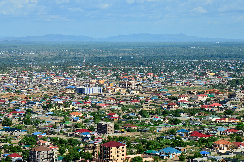 Djouba, capitale du Soudan du Sud