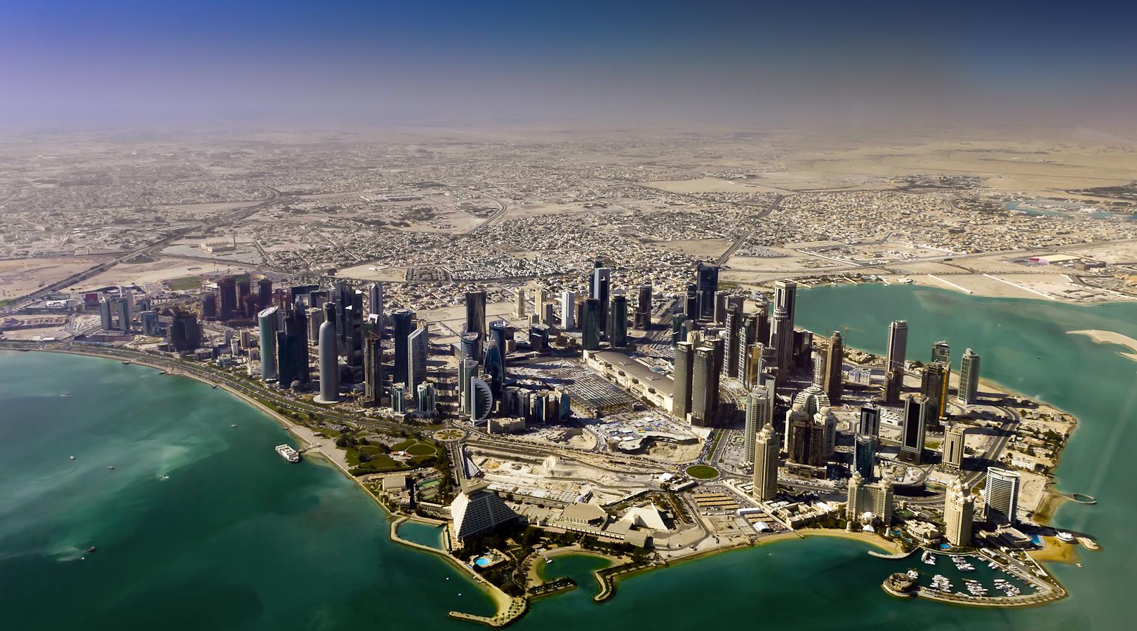 Tours à Doha, capitale du Qatar