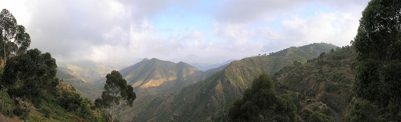 Montagnes d'Érythrée
