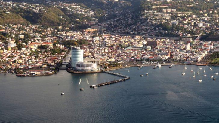 Martinique : décroissance démographique