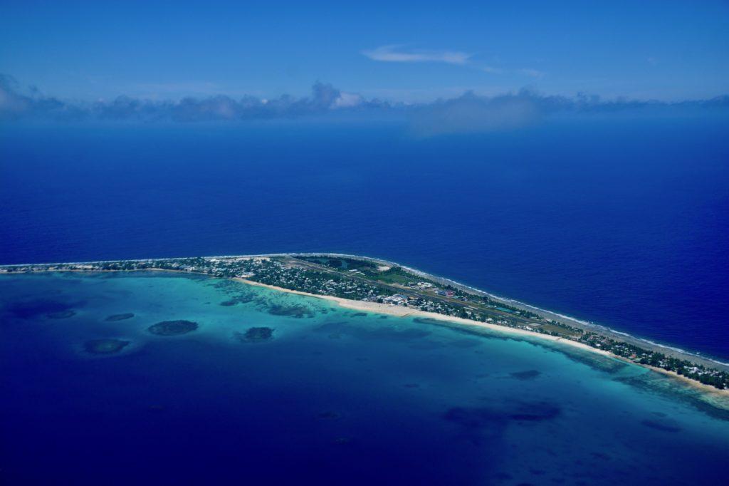 Atoll de Funafuti, Tuvalu