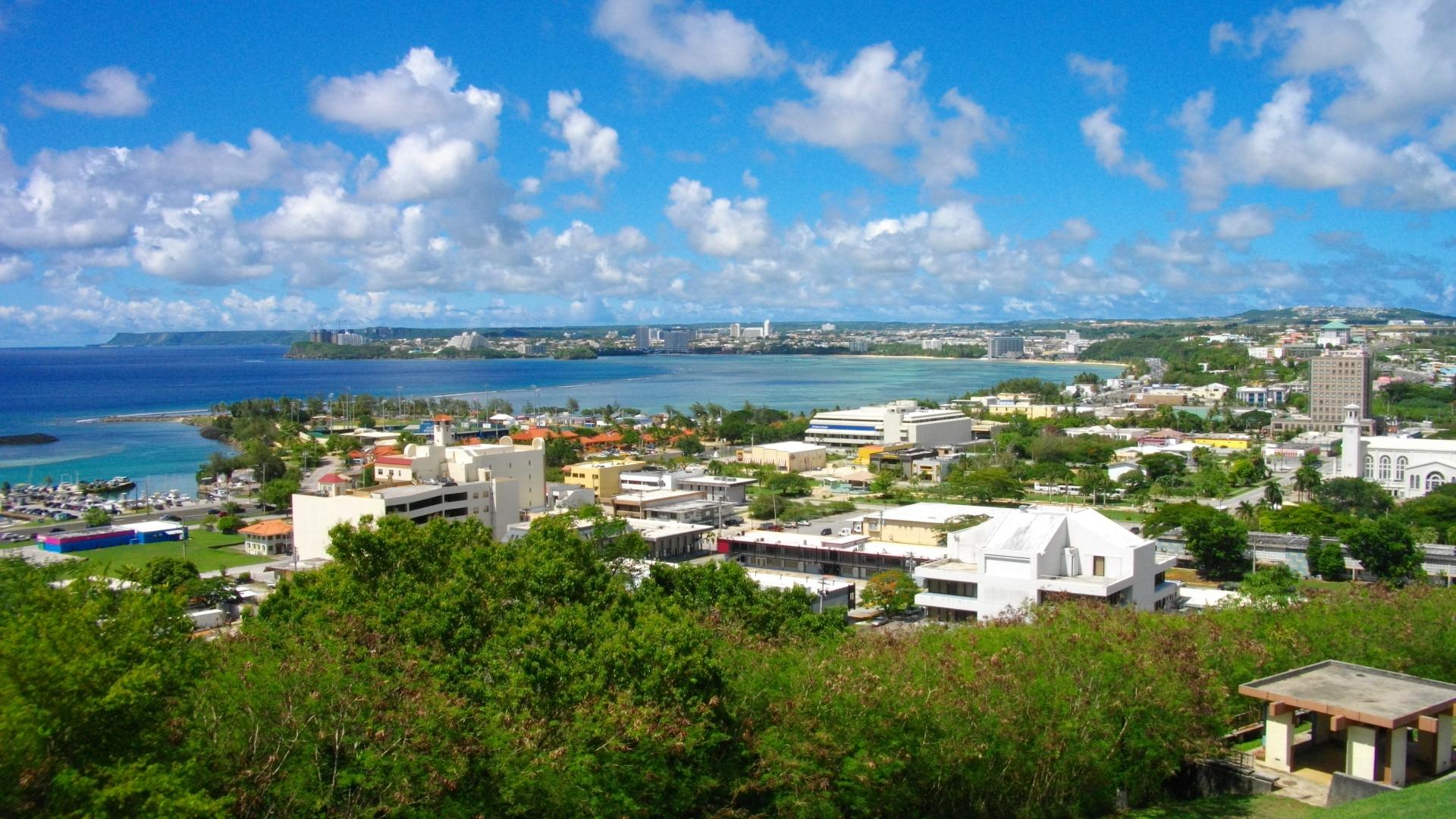 Hagåtña, capitale de Guam