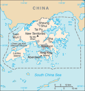 Formation de Sociétés à Hong Kong