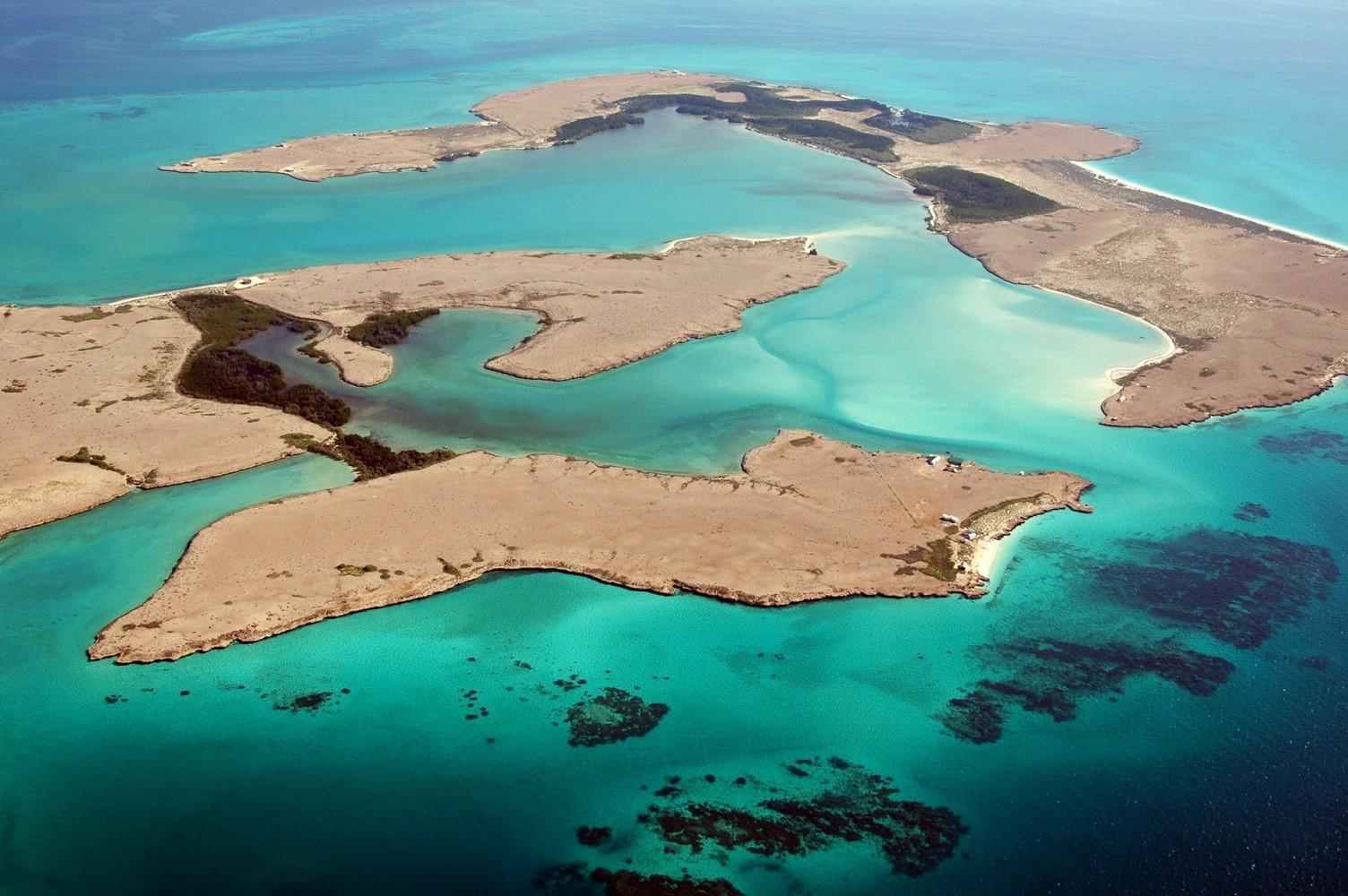 Île Moucha, Djibouti