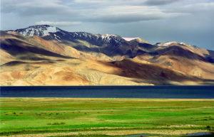 Inde - Karakoram, plateau tibétain ouest, steppe alpine