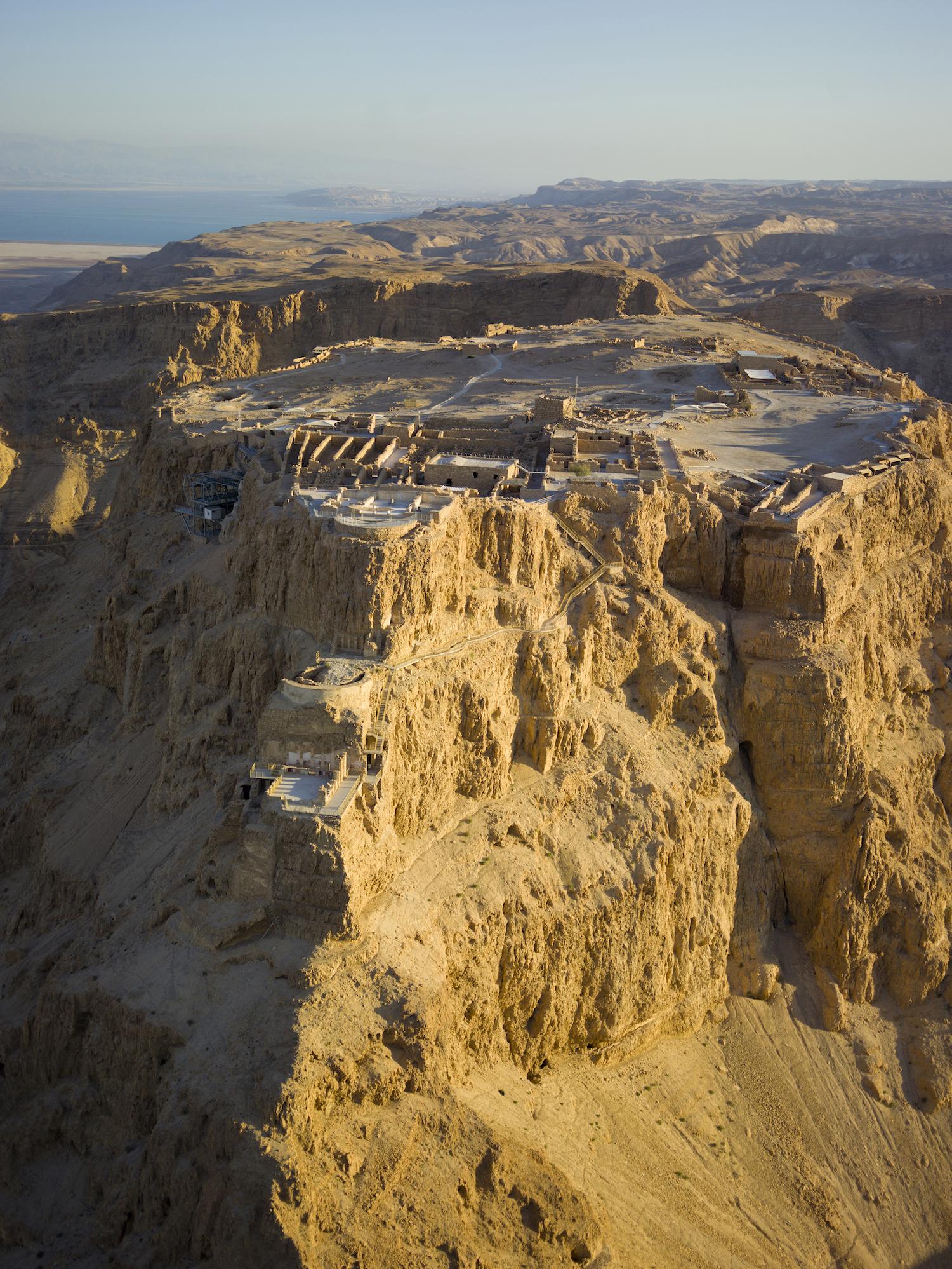 Forteresse de Masada, Israël