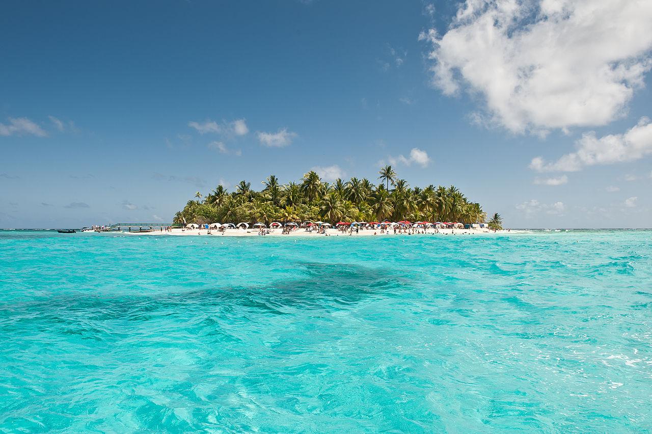 Johny Cay, Colombie