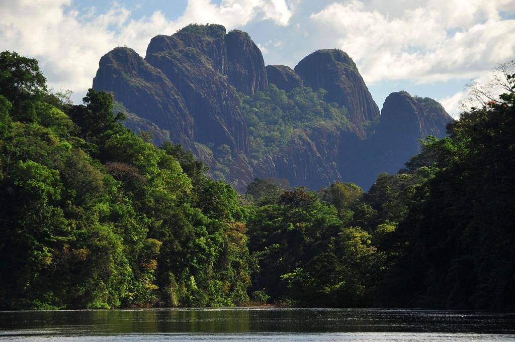 Kasikasima, Suriname.