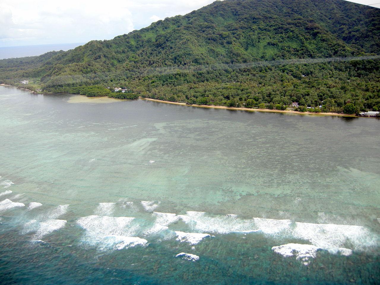 Kosrae, Micronésie