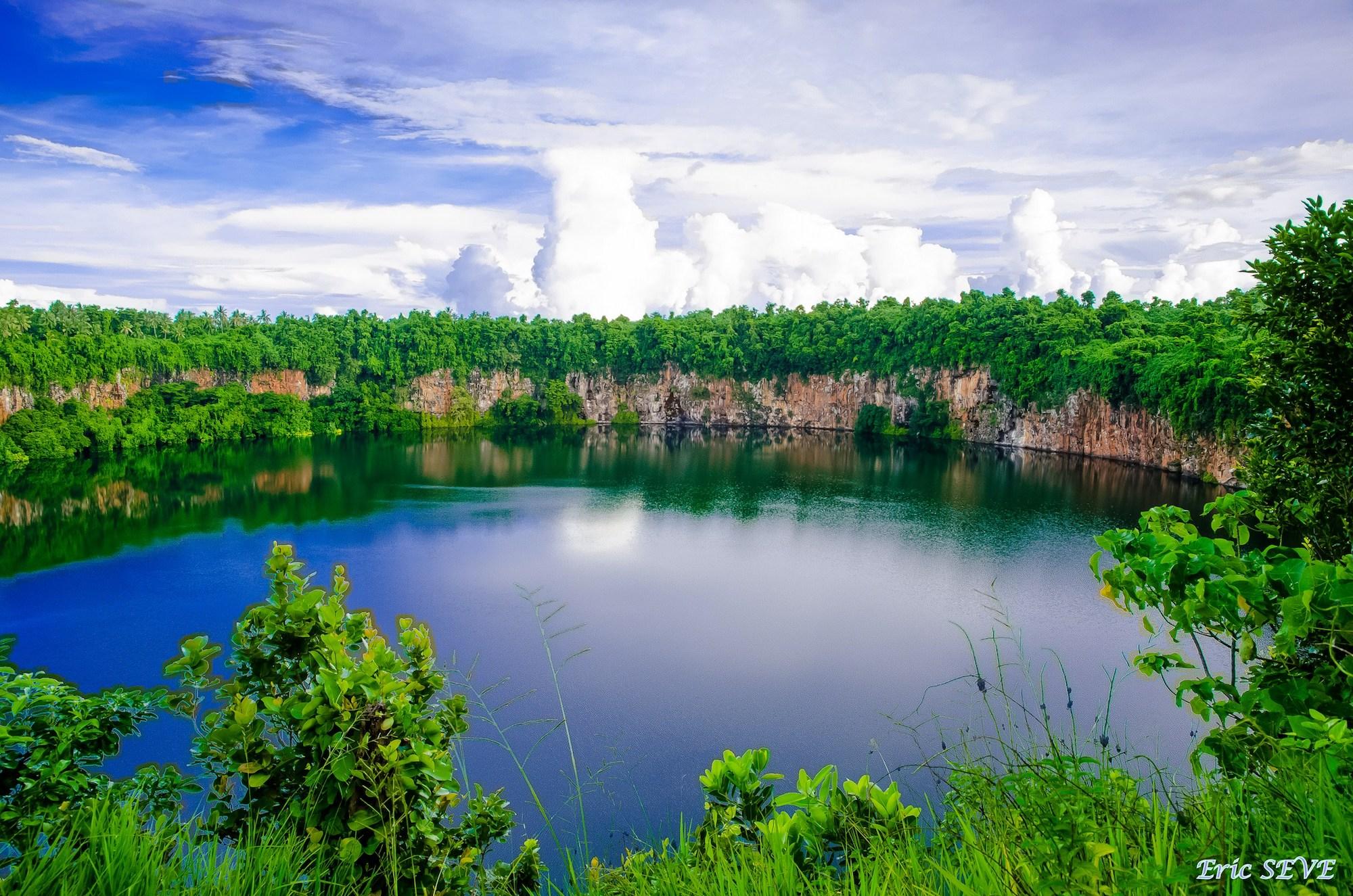Lac Lalolalo, Wallis