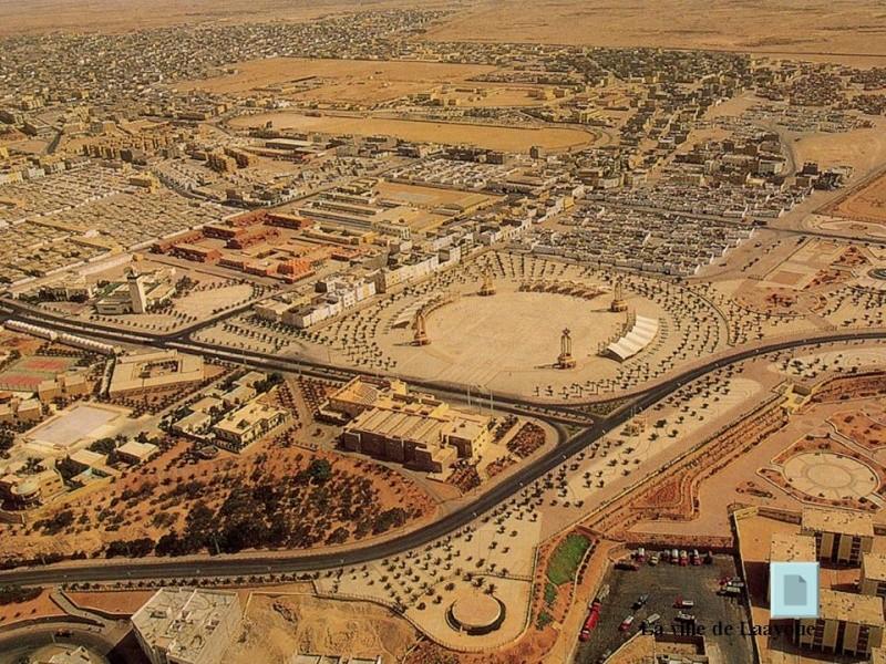 Laâyoune, capitale du Sahara occidental