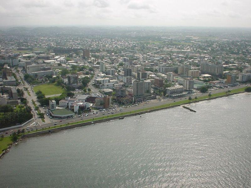 Libreville, capitale du Gabon