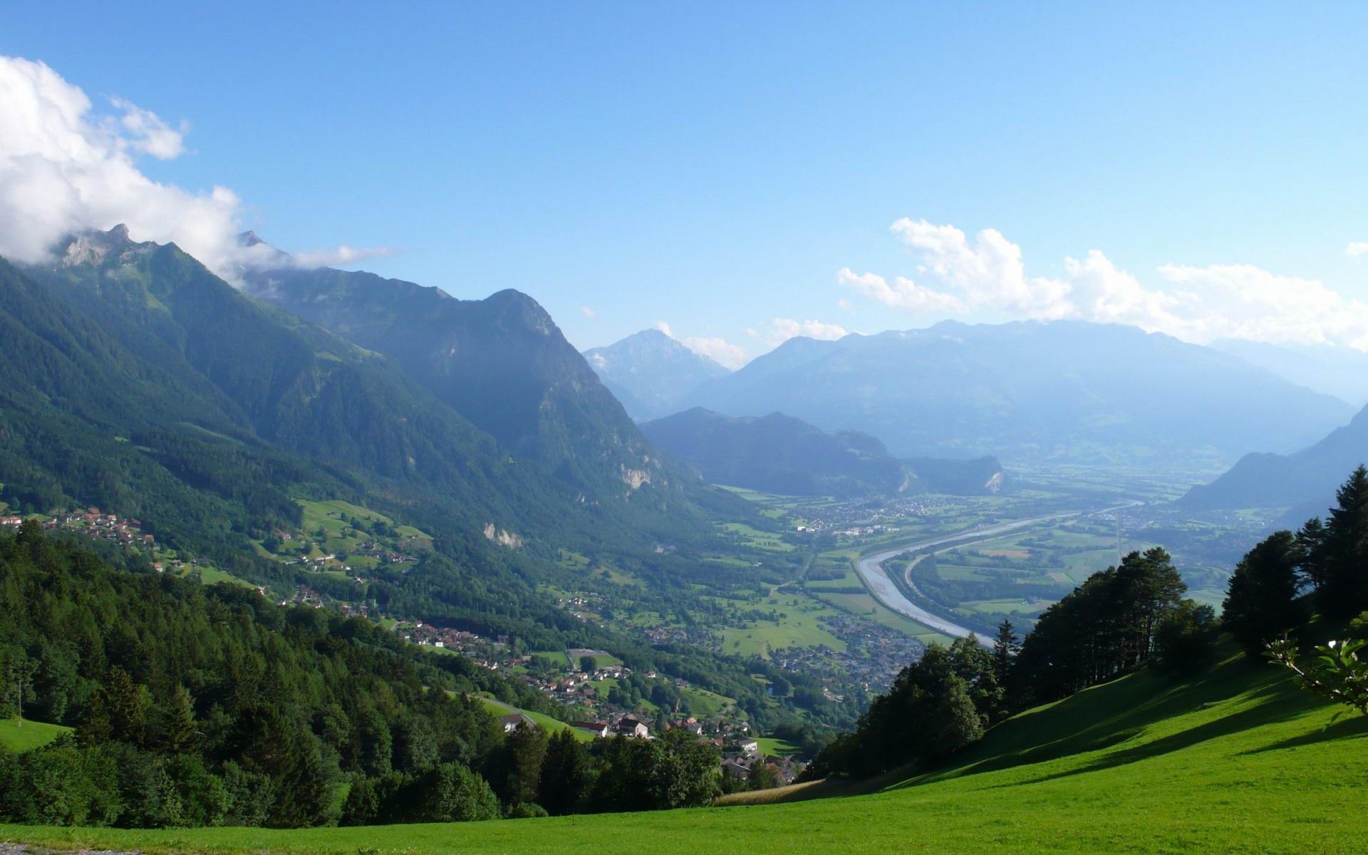 Vallée du Liechtenstein