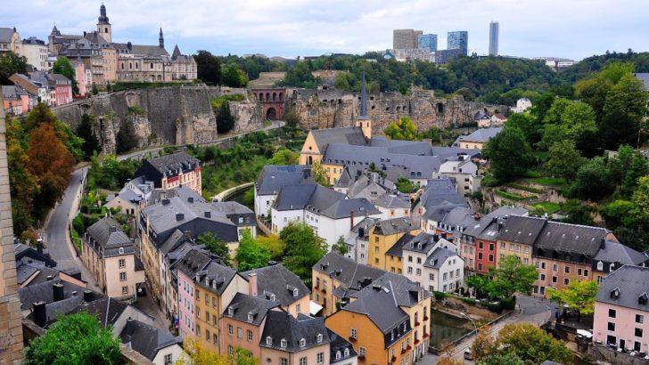 Luxembourg : forte croissance démographique