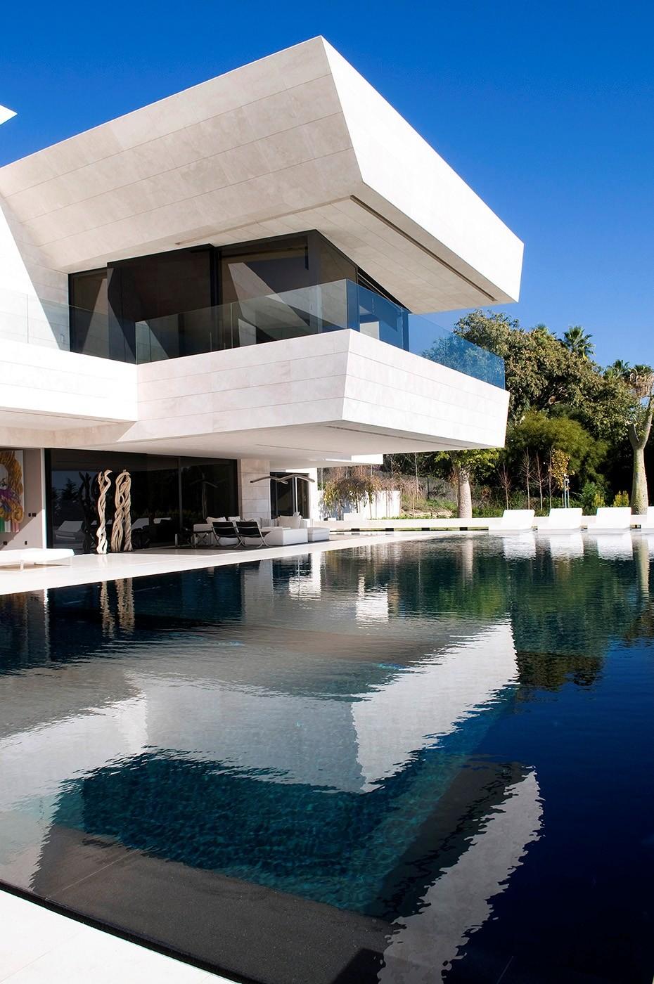 Maison de luxe à Marbella, Espagne