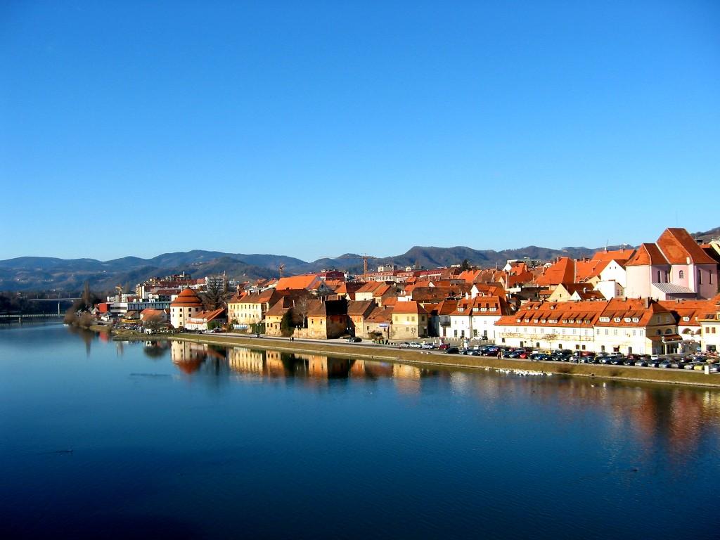 Le Lent, à Maribor
