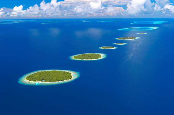 Marshall - atoll