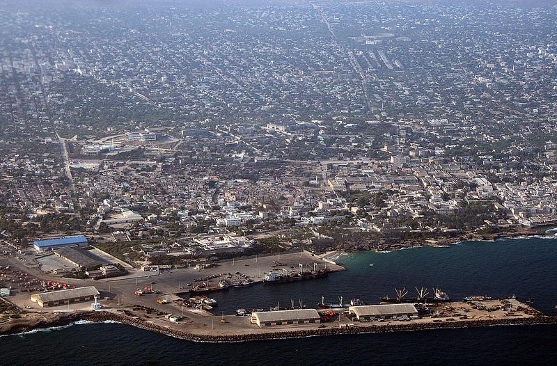 Mogadiscio, Somalie