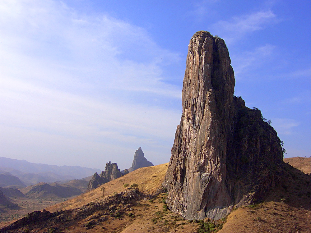 Mont Rhumsiki, Extrême-Nord, Cameroun