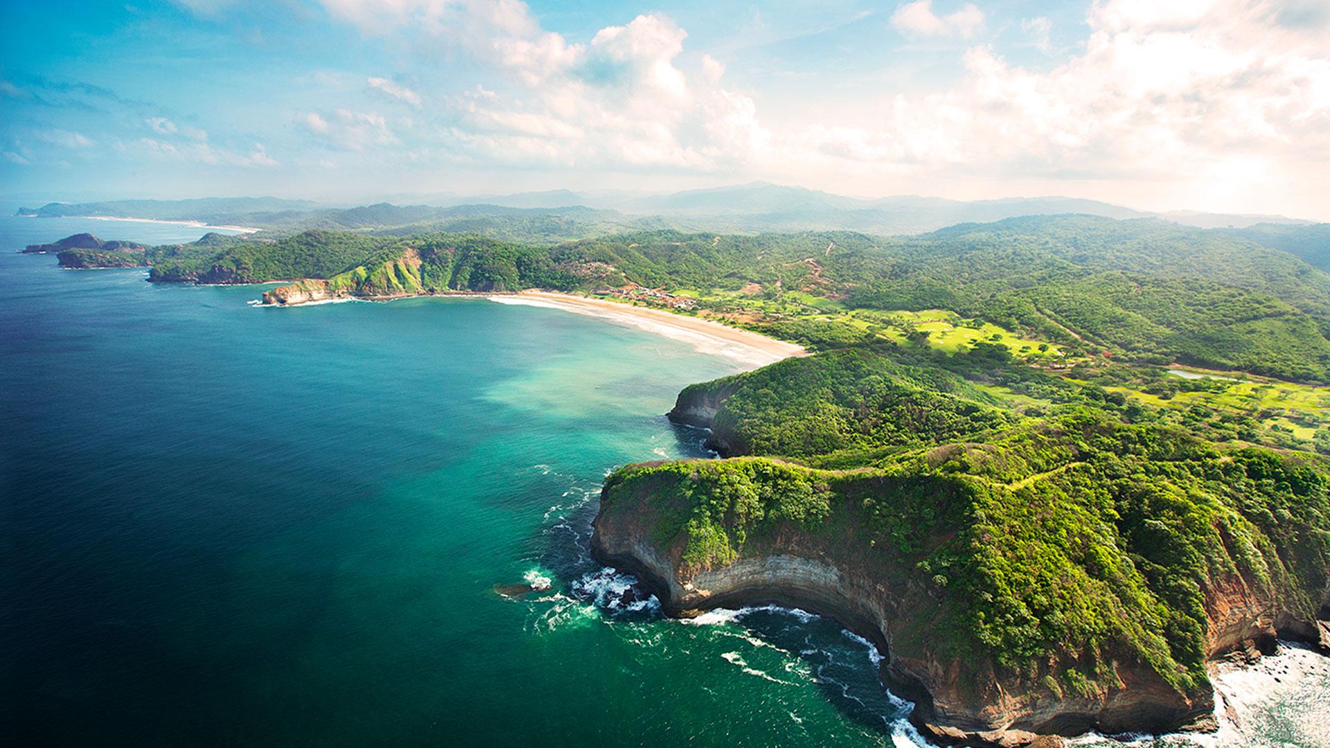 Côte du Nicaragua
