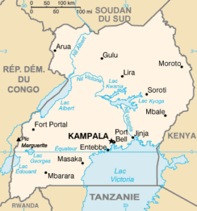 Carte Afrique Ouganda.Ouganda Fiche Pays Populationdata Net