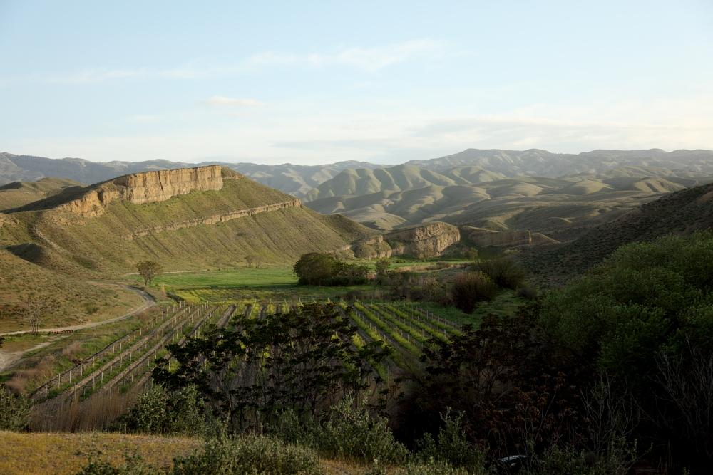 Paysage du Turkménistan