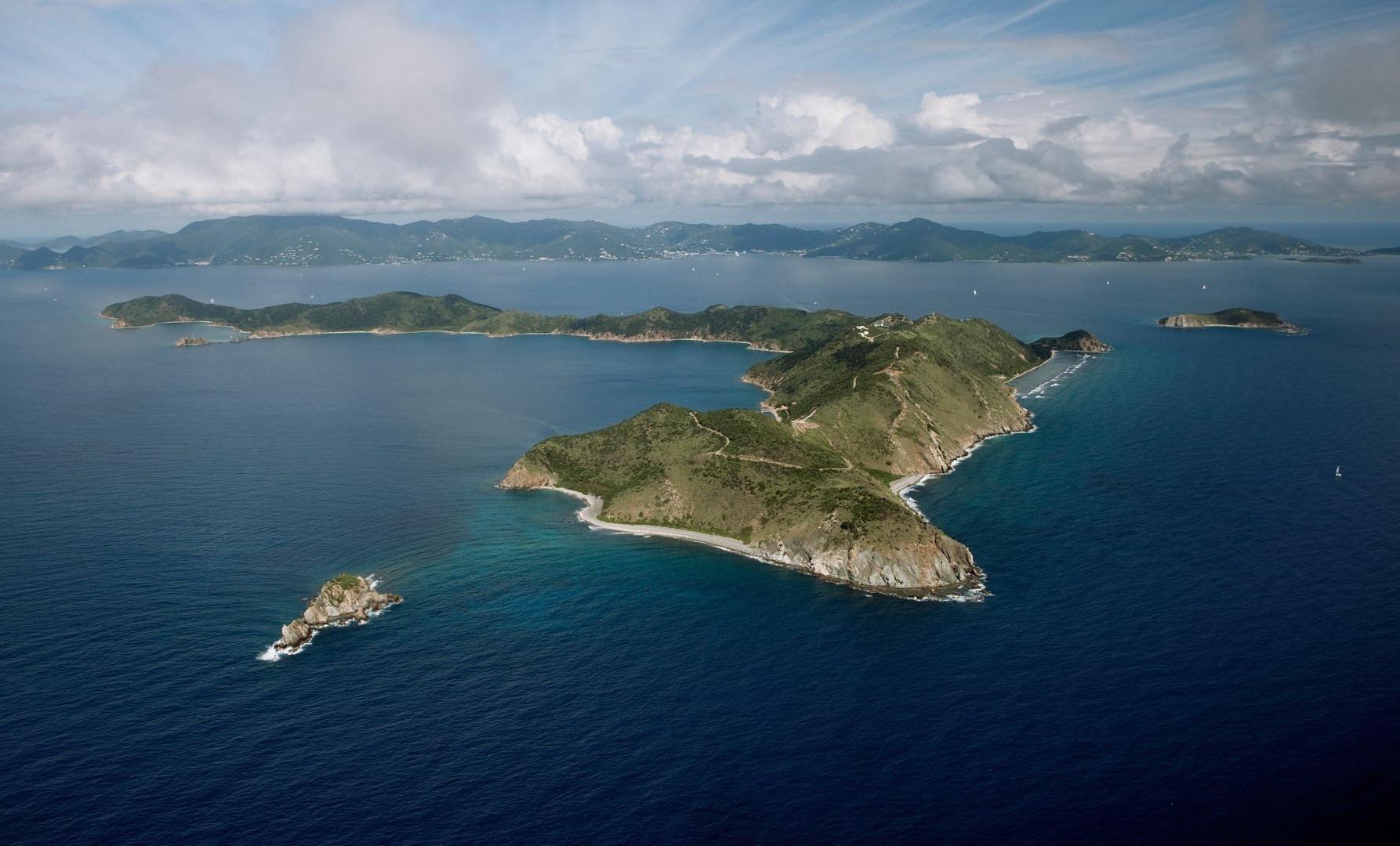 Peter Island, îles Vierges britanniques