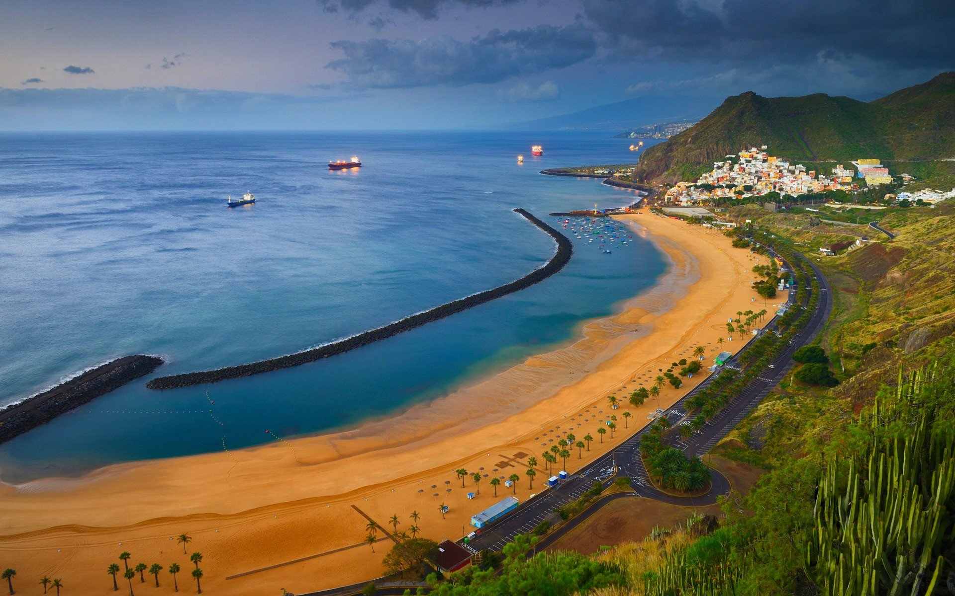 Plage, Canaries