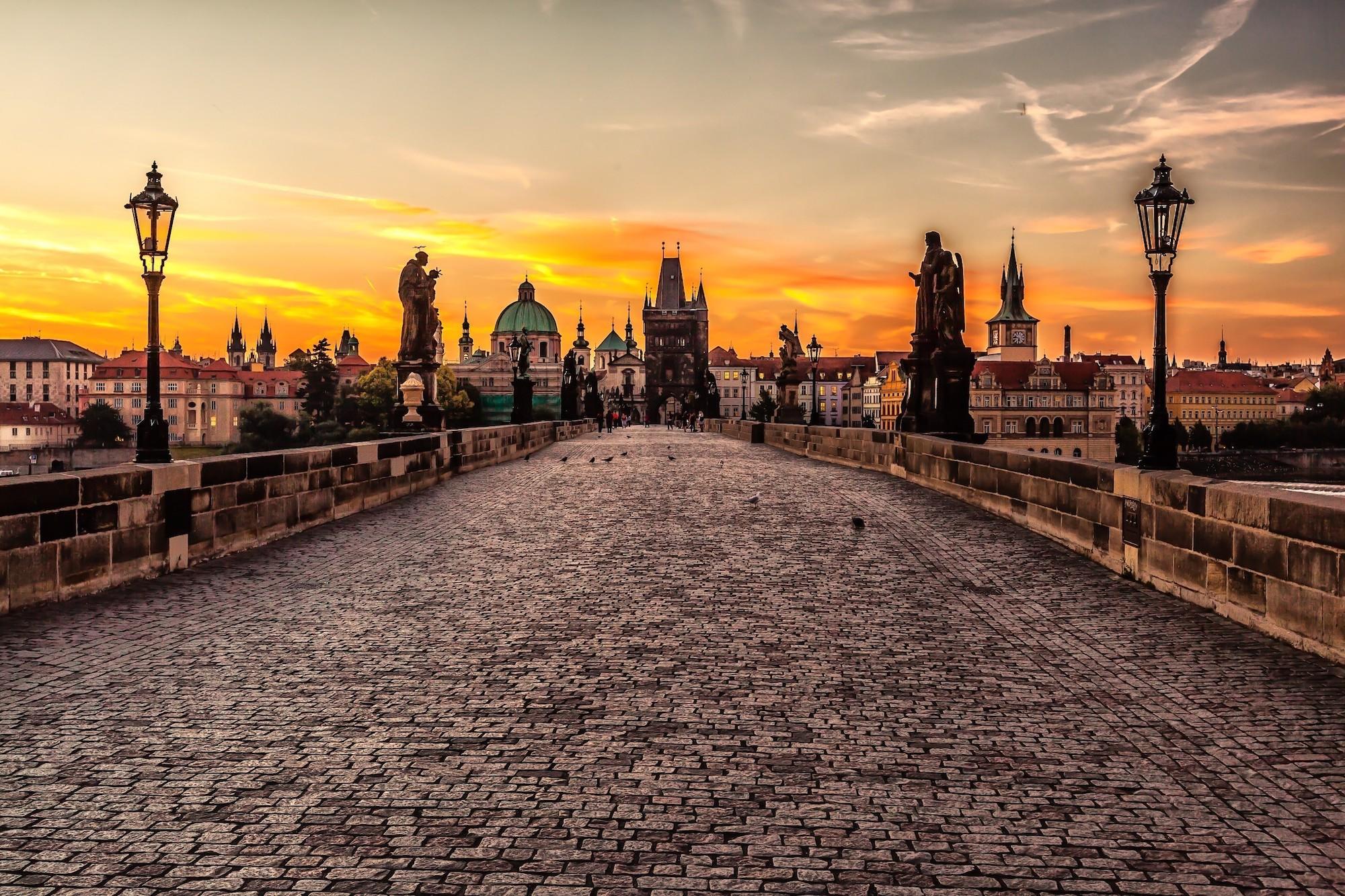 Pont Charles, Prague, Tchéquie