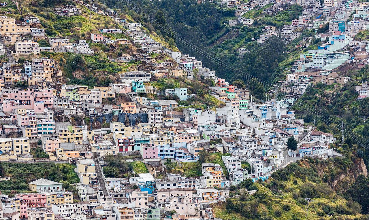 Quito, capitale de l'Équateur