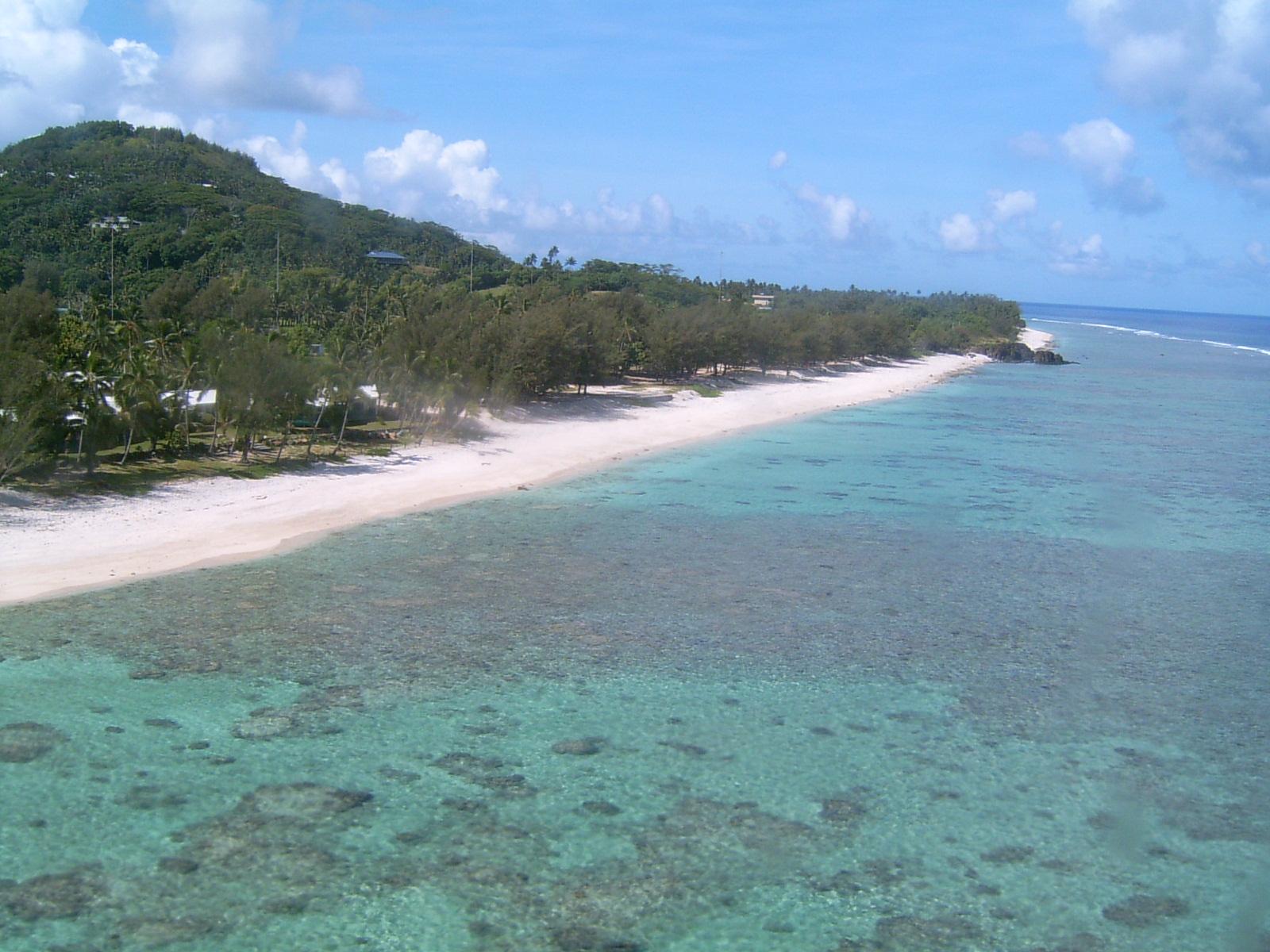Rarotonga, Cook