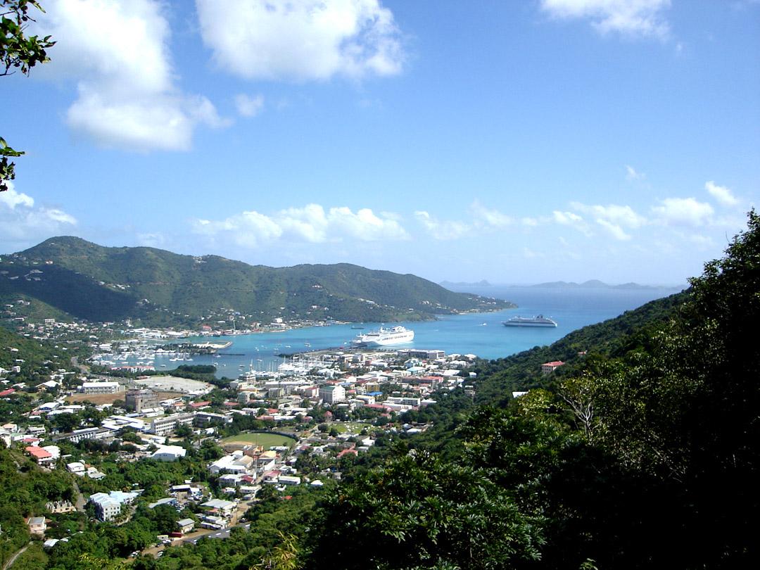 Road Town, Tortola, îles Vierges britanniques