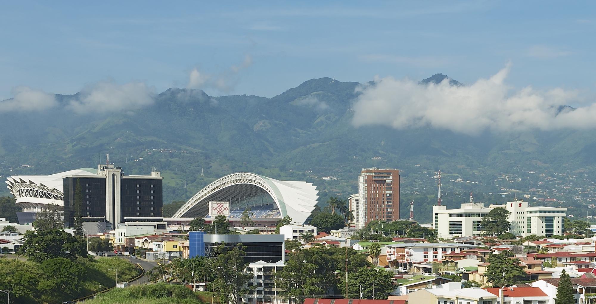San José, capitale du Costa Rica