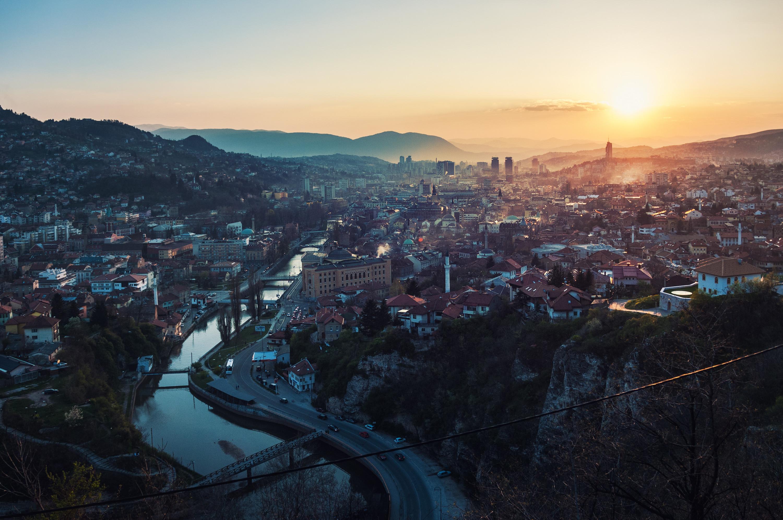 Sarajevo, Bosnie-et-Herzégovine