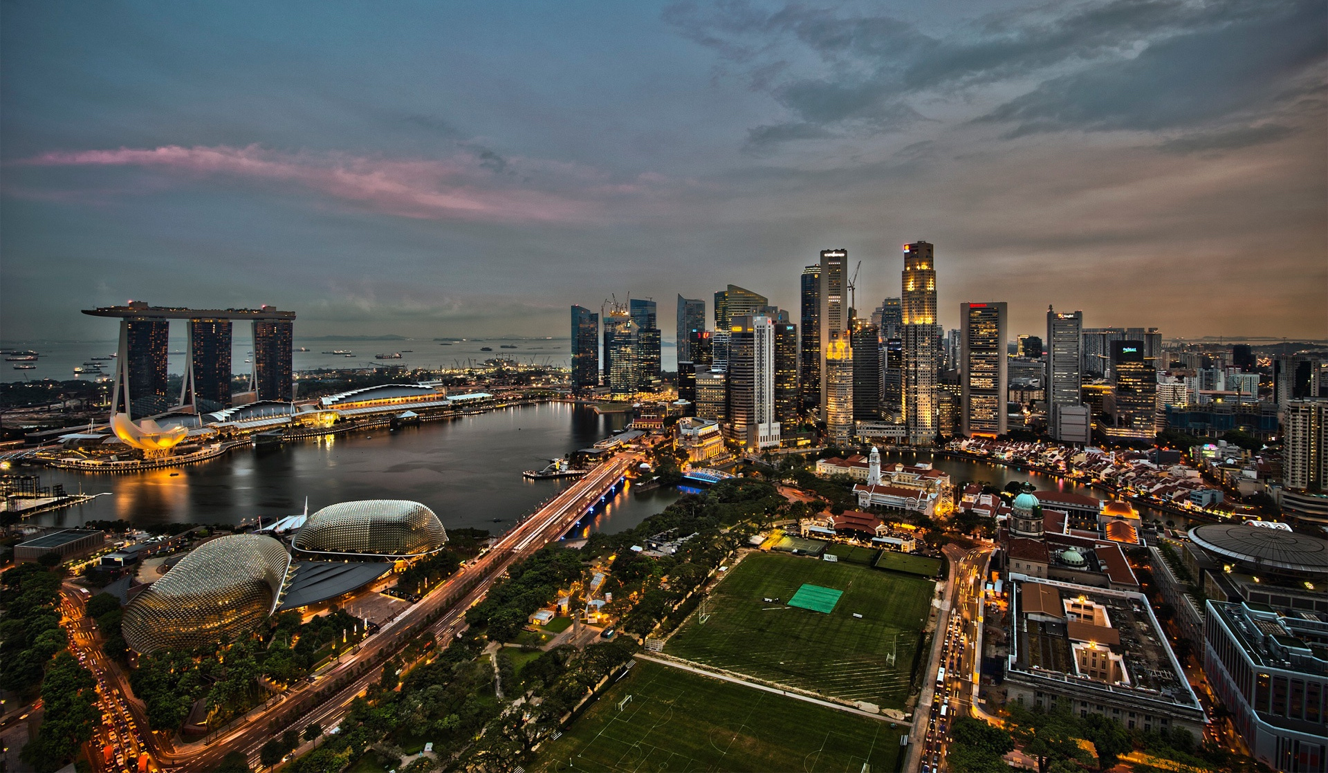 Singapour fiche pays for Singapour marina bay sands piscine