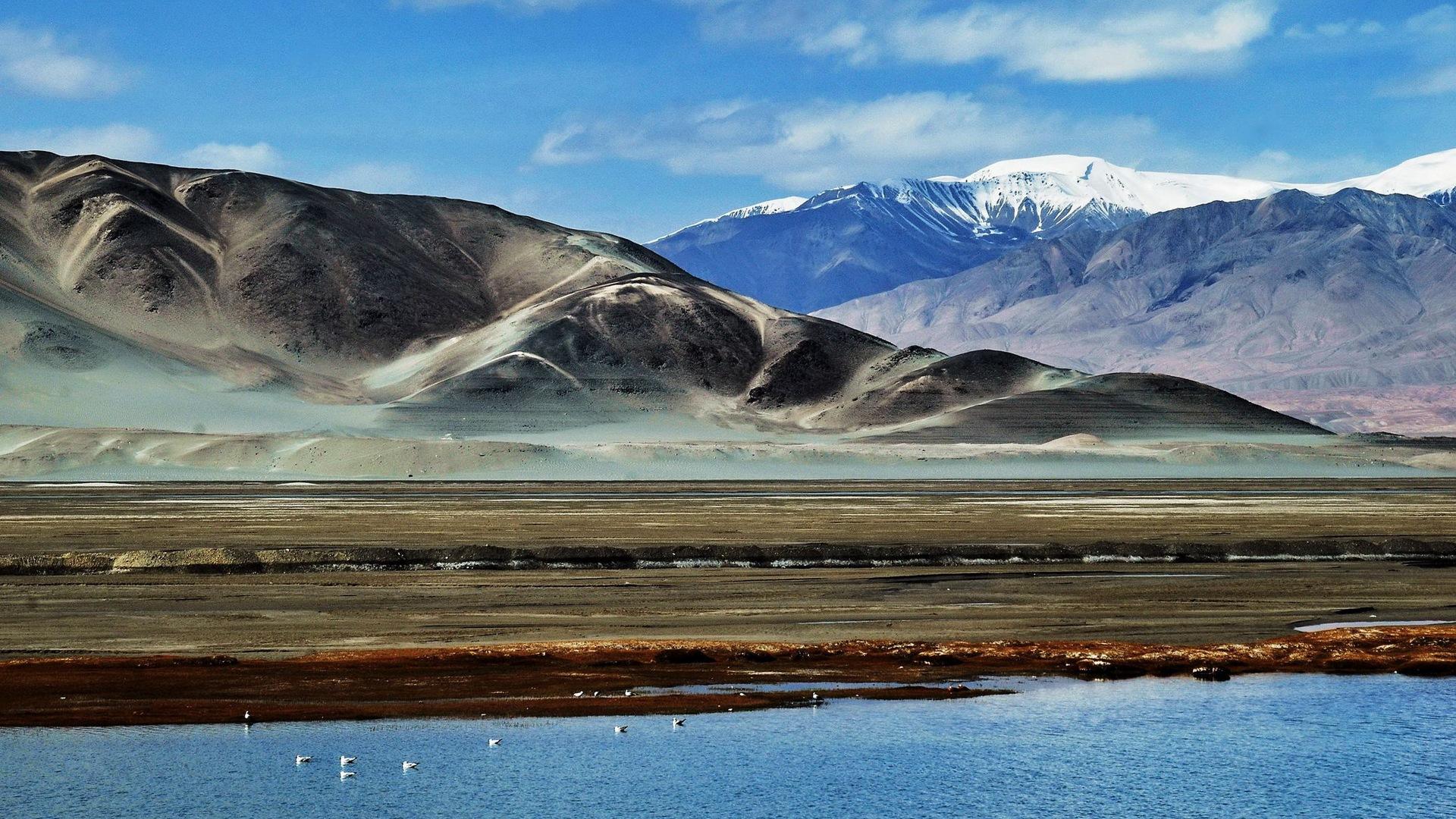 Paysage du Tadjikistan
